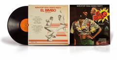 Old vinyl record LP album El Bimbo Stock Photos