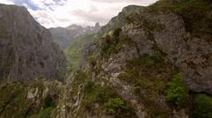 Picos de Europa Spain Stock Footage