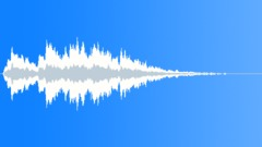 Magic turn around futuristic spell - sound effect