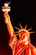 Statue of liberty Stock Illustration