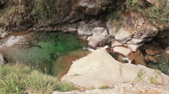 Dharamshala River India Pond Stock Footage