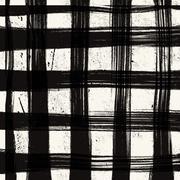 Grunge grid background. Stock Illustration