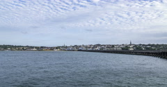Ryde in the Isle of Wight Stock Footage