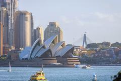 Sydney skyline, Australia Kuvituskuvat