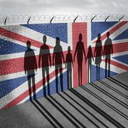 Britain Immigration Piirros