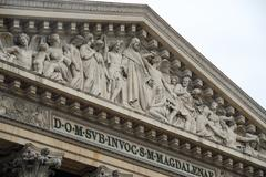 La Madeleine - Paris, France Stock Photos