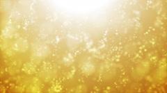 Glittering Defocused Lights Background - stock footage