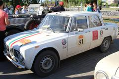 The 6th Peking to Paris Motor Challenge 2016 Kuvituskuvat