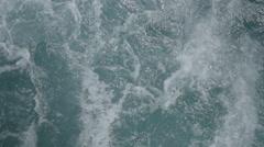 Clashing Waves - 29,97FPS NTSC - stock footage