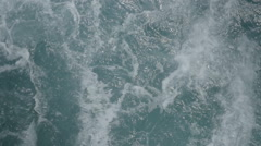 Clashing Waves - 25FPS PAL - stock footage