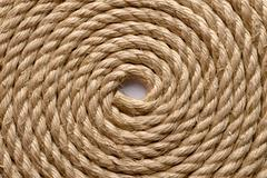 Sisal rope Stock Photos