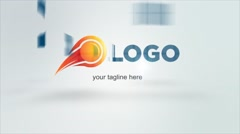 Angelic Smooth Logo Intro - stock after effects