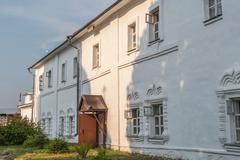 Quiet monastery court Kuvituskuvat