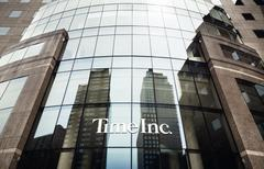 Time Inc. headquarter in New York. - stock photo