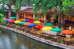 River Walk San Antonio, Texas Kuvituskuvat
