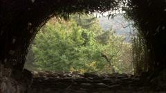 Landscape in Gongju-si, Chungcheongnam-do in Korea Stock Footage