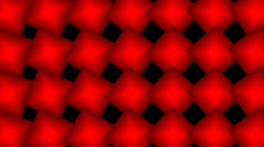 Moving geometric shapes-AD-02-pa - stock footage