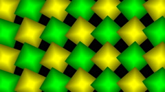 Moving geometric shapes-AE-05-pa Stock Footage