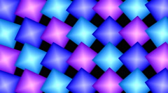 Moving geometric shapes-AE-08-pa Stock Footage