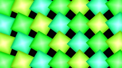 Moving geometric shapes-AE-09-pa Stock Footage