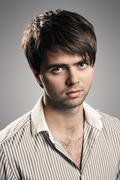 Male Fashion Model Stock Photos