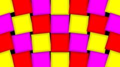 Moving geometric shapes-AF-03-na Stock Footage