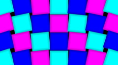 Moving geometric shapes-AF-04-na Stock Footage