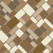 Stone bricks. Seamless vector illustration Stock Illustration