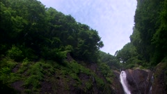 Seascape of Ulleungdo Island in Uljin-gun, Gyeongbuk, Korea - stock footage