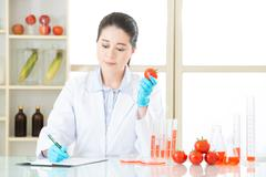 We know research need to be record to find the answer Stock Photos