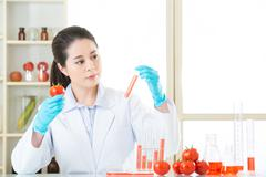 Genetic modification breakthrough is all about time Stock Photos