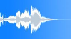 Glitch Transformer Logo Sound Effect