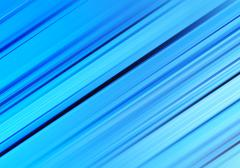 Diagonal blue motion blur abstraction background backdrop Stock Illustration