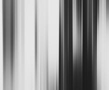 Vertical black and white abstract curtains backdrop Stock Illustration