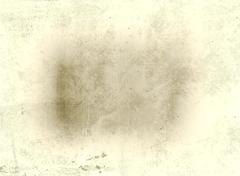 Horizontal brown sepia film plate with dust background Stock Photos