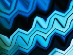 Horizontal vivid blue aqua business presentation abstraction bac Stock Illustration