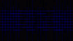 4k Abstract tech power lines grid virtual computer electric circuit background. Stock Footage
