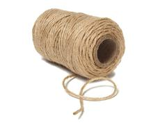 Spool with twine - stock photo