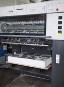 Printing processes Stock Photos