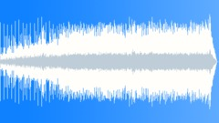 Uplifting driving music bed by Claudio Cremisini - stock music