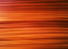 Horizontal vivid vibrant orange digital wood abstraction backgro Stock Photos