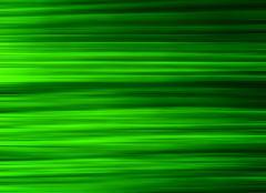 Horizontal vivid vibrant green digital wood abstraction backgrou Stock Photos