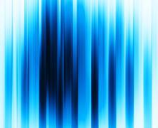 Vertical vivid aqua blue  lines portfolio presentation backgroun - stock illustration
