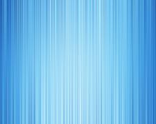 Vertical vivid cyan curtains abstract background - stock illustration