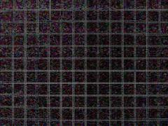 Horizontal dark maze grid illustration background - stock illustration
