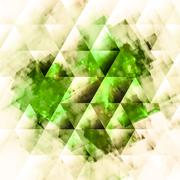 Abstracts background with transparent rectangular shapes Stock Illustration