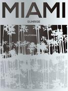 Miami - vector illustration concept in vintage graphic style for t-shirt and - stock illustration