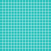 arctic mosaic composed of small squares - stock illustration