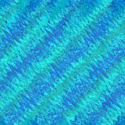 Colorful Abstract Waves Seamless Pattern - stock illustration