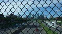 Minneapolis FREEWAY - stock footage